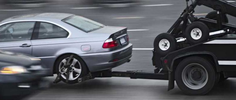 Towing Services - Wheel Lift Towing